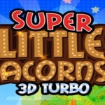 Review: Super Little Acorns 3D Turbo (3DS)