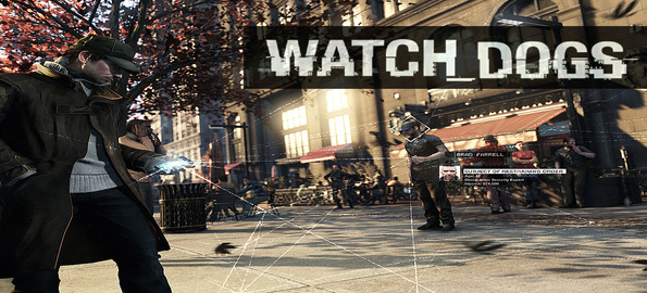 Watch Dogs Trailer And Release Date Revealed!